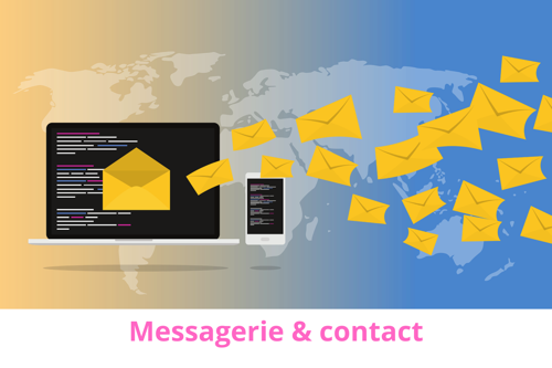Messagerie & Contacts