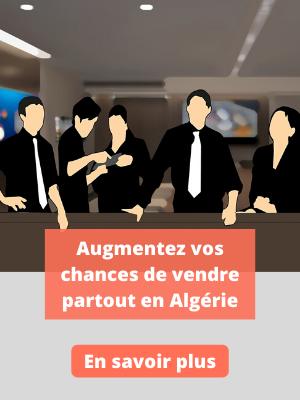 Augmentez vos chances de vendre en Algérie