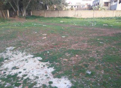 Terrain à vendre à Bordj El Kiffan