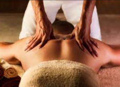 Massage homme à domicile
